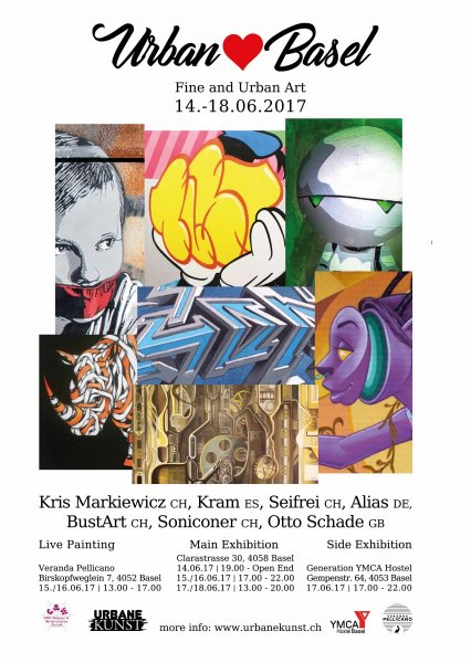 Urban Heart Basel 2017